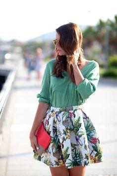 skirt - style