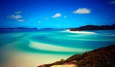 Whitsunday Islands, East coast Australia