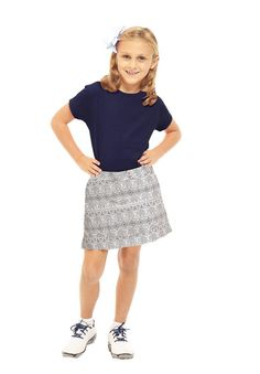 Golftini Girl | Elephants Skort