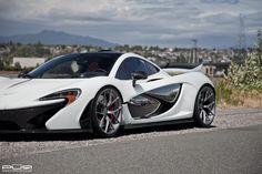McLaren P1 PUR 4OUR.M2