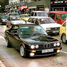 Bmw Cabrio, Bmw E30 Coupe, Autos Bmw, Fiat 128, Bmw Classic, Bmw 3 Series, Luxury Cars, Dream Cars, Cars