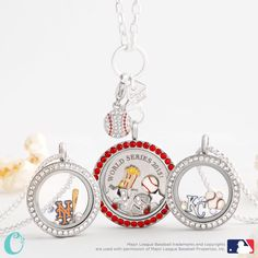 Origami Owl MLB collection: http://charminglocketsbyaline.origamiowl.com