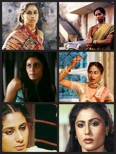 Bollywood's Most Powerpact Actress- Late Smita Patil