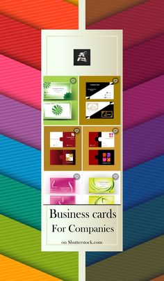 #businesscard Explore this big set with business cards for companies, businesses in various industries. Pick the one you need. #vector #illustration #illustrationart #companycard #cardset #cardart #identitycard #logocard