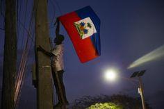 Jovenel Moise tomará el mando en medio de una crisis humanitaria por el paso del huracán Matthew