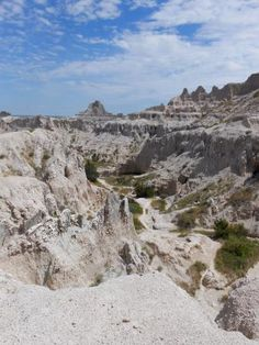 Notch Trail, Badlands National Park Picture: The start of the trail - Check out Tripadvisor members' 310 candid photos and videos of Notch Trail Badlands National Park, National Parks, Park Pictures, South Dakota, Acre, Trip Advisor, Grand Canyon, Trail, United States