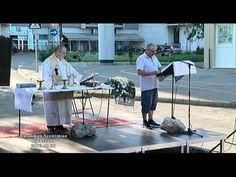 Szabadtéri katolikus szentmise - Szekszárd  20190628