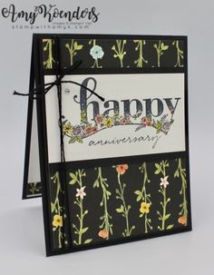 Stampin' Up! Happy Wishes for the Happy Inkin' Thursday Blog Hop – Stamp With Amy K