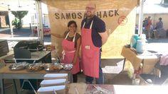 Samosa Shack Food Festival, Train Station, Lineup, 18th, November, Friday, Night, November Born