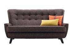 G plan sofa, love.