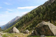 A Weekend in the Austrian Alps, Felbertauern Austria