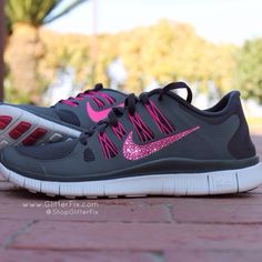 Nikes, ahhhh i want these!