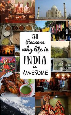 51 Reasons Why Life in India is AWESOME. Life in #India can be joyous, tough, colorful, stressful, chaotic but NEVER boring. Wanna know what it's like to live in India? Read on! #LifeInIndia #Jugaad