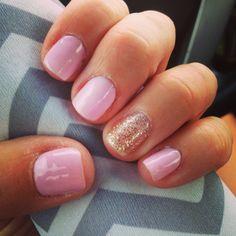 #shellac nails