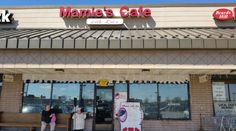 You wouldn't know it from the exterior, but Mamie's Cafe With Love just may be the most whimsical restaurant in Maryland.