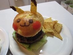 How to make Pikachu burgers via rocketnews24