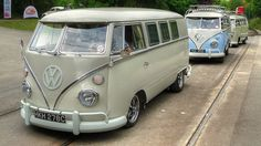 VW Campers. I want one and I shall call it the E-Van