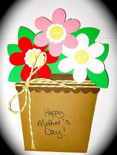 Mother's Day Card by Raggedy Creek Creations
