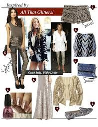 Sequin anything! Minis, jackets, shoes , polish! Love!