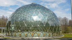 Dome walk through