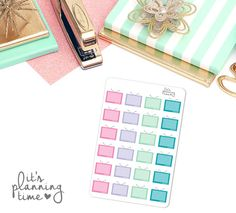 TV Life Planner Stickers 24 count by itsplanningtime on Etsy