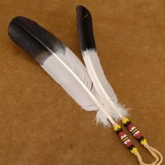 Smudge Feather by Choctaw - J Osalita