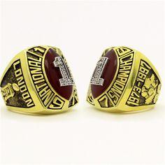 Custom 1997 Nebraska Cornhuskers National Championship Ring Click Link in My Profile to Order http://ift.tt/2cT1Phv