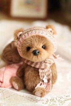 Bonnie by By Olga Nechaeva | Bear Pile