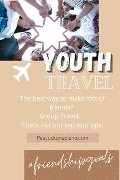 The best thing about Youth Travel and group travel? All the new friends you get to make. Check out this post to see why we love Youth group travel. G Adventures, Group Travel, Top Destinations, Tour Operator, Travel Alone, Travel Abroad, Solo Travel, Small Groups