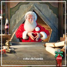 Santa sagt DANKE für bereits über 32.000 Stunden geschenkte Zeit! Wem macht ihr eine unbezahlbare #Weihnachtsfreude?