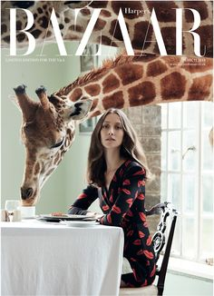 Bazaar. Giraffe surrealism. http://thewildanimalstore.com/category_jungle_animals/JUN_J0002_Giraffe.htm