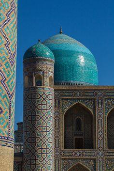 Tilla-Kari Mosque in Registan Square - Samarkand - Uzbekistan_S4E8807 | par fveronesi1