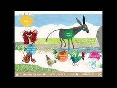 Carnival Of The Animals, Trailer 2, Wolf, Zoo Animals, New Media, Moose Art, Apps, Youtube, Theater