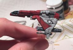 Kihraxz repaint with decal.
