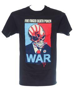 Five Finger Death Punch - War