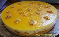 Ca La Mar: Thermomix: Tarta de queso suiza