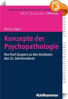 Konzepte der Psychopathologie    ::  Was ist Psychopathologie? Heute wird dieser Begriff häufig als bloße Sammelbezeichnung für die Summe aller abnormen psychischen Phänomene verwendet. Psychopathologie kann aber auch als eine grundlegende Methodenlehre verstanden werden, in der es um die Erfassung, Beschreibung und Ordnung von krankhaften Erlebnis- und Verhaltensweisen geht. Als eine solche Grundlagenwissenschaft beinhaltet Psychopathologie eine Vielfalt von recht unterschiedlichen ko...