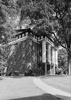Talladega College Swayne Hall