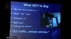 Say It Right! Radio Communications - AOPA Presentation