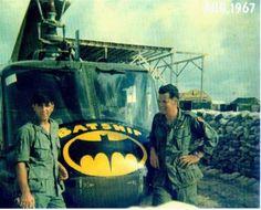 1968 Joe Montana's Batship