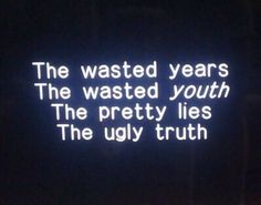 Image about quotes in depresi😞💔 by Andreea on We Heart It The Words, Mood Quotes, Life Quotes, Space Quotes, Lyric Quotes, Marina And The Diamonds, The Ugly Truth, Quote Aesthetic, Writing Prompts