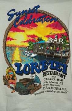 Lorelei Restaurant in Islamorada, Florida Keys