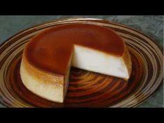 Crema de zahar ars - Reteta culinara ilustrata pas cu pas No Cook Desserts, Panna Cotta, Caramel, Cheesecake, Pudding, Dolce, Cooking, Ethnic Recipes, Party