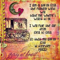 Gypsy soul forever free