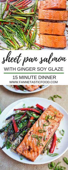 This Sheet Pan Salmo
