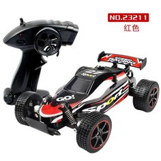 2017 Newest RC Remote Control Car 2.4G Shaft Drive Truck High Speed RC Car Drift Car Rc Racing include battery