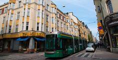 Helsinki's Lively Design District