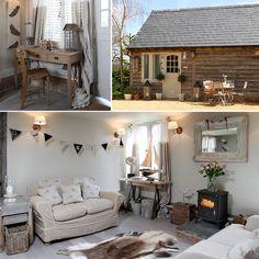 Deze vrijstaande cottage staat in het Engelse plaatsje Whitchurch. Het piepkleine huisje biedt onderdak aan twee personen en is zo ingericht dat je er helemaal tot rust kunt komen. Wij zien een vakantie in dit huisje wel zitten!
