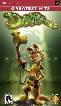 New PSP Daxter Video Game Greatest Hits (PlayStation Portable, Sealed! Playstation Portable, Playstation Games, Nintendo 3ds, Fun Games, Games For Kids, Xbox, Jak & Daxter, Battlefield 4, Game Art