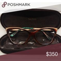 Tom Ford Optical Frames Gently used in great condition! Tom Ford Accessories Glasses